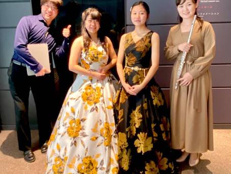 全日本クラシック音楽コンクールの全国大会(高校生ファイナル)