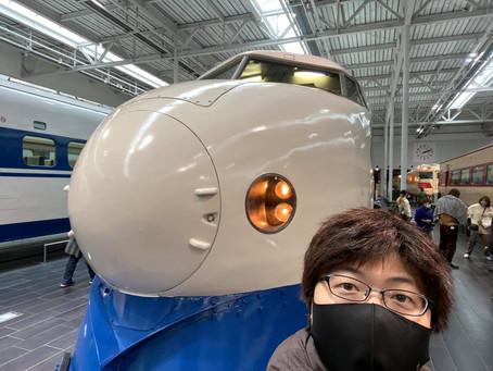名古屋なう!JR東海リニア鉄道館へ