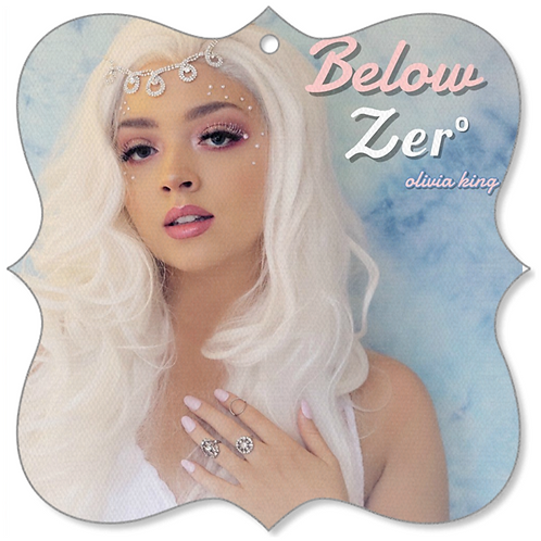 Below Zero Christmas Ornament
