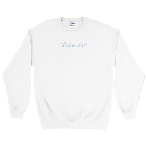 Below Zero Crew Neck Sweatshirt