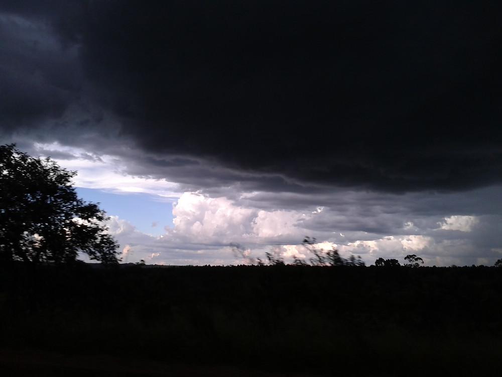 Chuva em Santa Maria da Serra