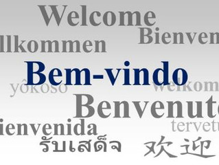 WELCOME TO MY WORLD (Bem vindos ao meu mundo)