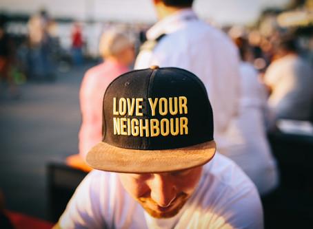 Good Men Serve Others: Loving Other People