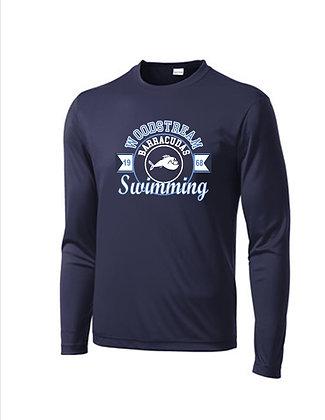 WOS Long Sleeve Moisture Wicking Tee Shirt '21