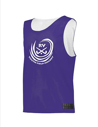 RVYFH Youth Reversible Pinnie '21