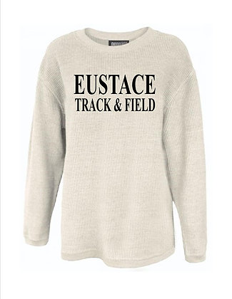 "ETF Ladies ""Washed Cord"" Crewneck '21"