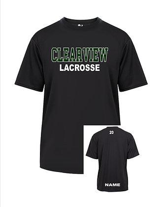 """CGL Short Sleeve B-Tech """"Shooter Shirt"""" w/ # '21"""
