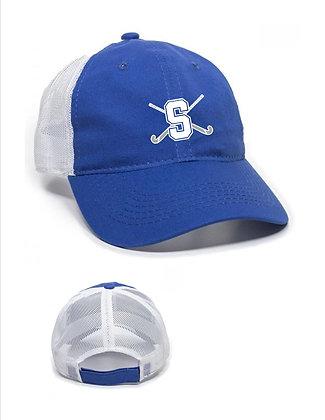 STFH Mesh Back Trucker Baseball Cap '21