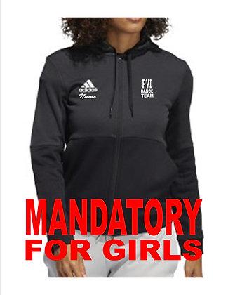 PVIFD Ladies Warm Up Jacket w/ Name '21