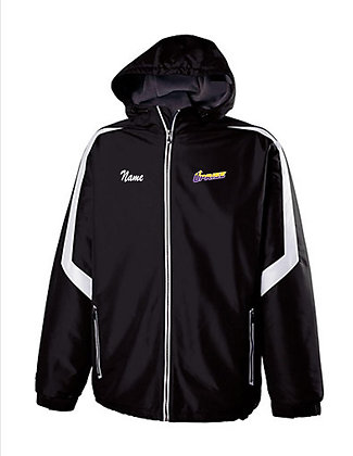 UPRS Charger Jacket w/Name '21/22