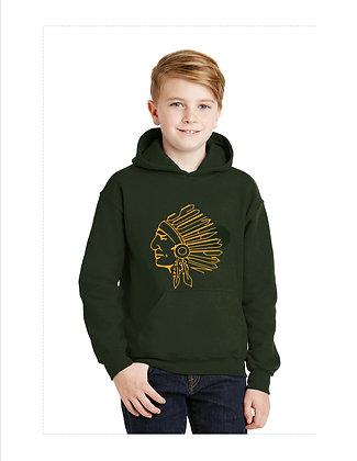 STPS Youth Hooded Sweatshirt '21