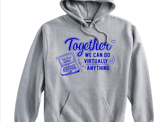 "VZ Youth Hooded ""Virtually"" Sweatshirt '20"