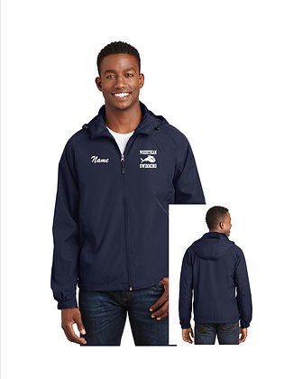 WOS Hooded Jacket w/ Name '21