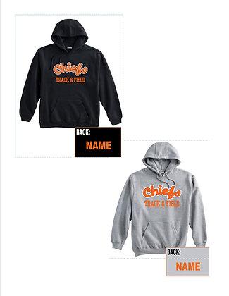 CTF Hooded Sweatshirt w/ Name '21