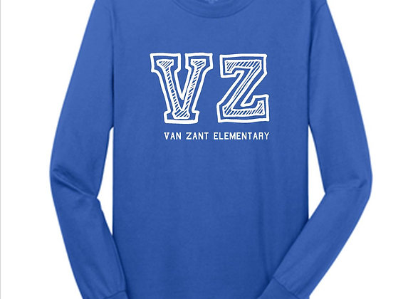 VZ Adult Long Sleeve Tee '20