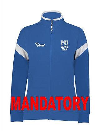 PVIBD Ladies Warm Up Jacket w/ Name '22