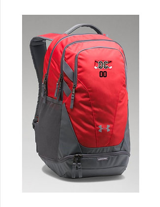 OCFH UA Hustle Backpack with Number '21