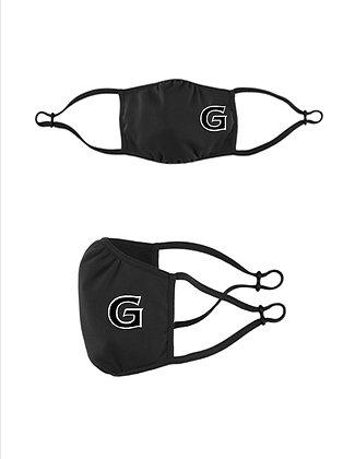 GSOF Moisture Wicking Adjustable Face Mask '21
