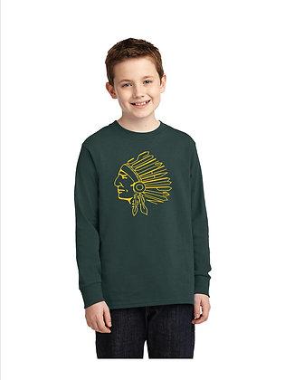 STPS Youth Long Sleeve Tee Shirt '21