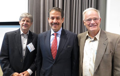 Jim Blackburn, Adrian Garcia, Phil Bedient
