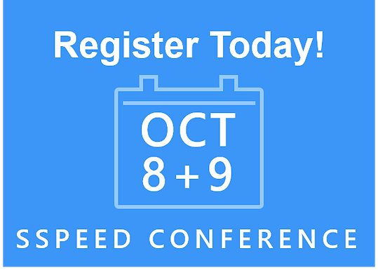 SSPEED's 2019 Conference