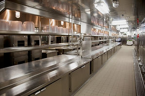 custom stainless food equipment by Berlin Food & Lab Equipment