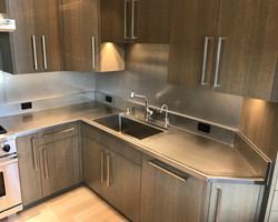 Berlin Custom Hand Honed Countertops