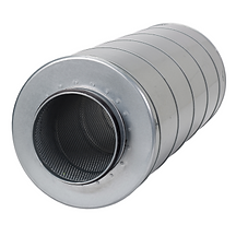 kitchen duct silencer
