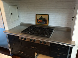 HERTIAGE STAINLESS COUNTERTOP