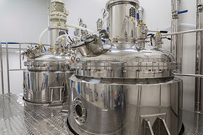 Custom stainless life science equipment by Berlin Food & Lab Equipment