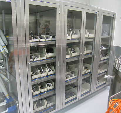 Custom Stainless Lab Equipment
