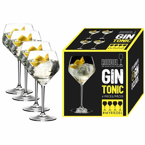 RIEDEL Extreme Gin Tonic Set 4