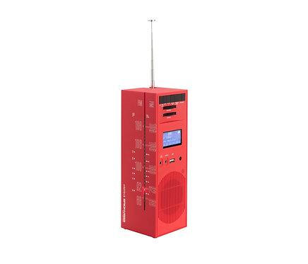 BRIONVEGA Grattacielo Radio Bluetooth DAB