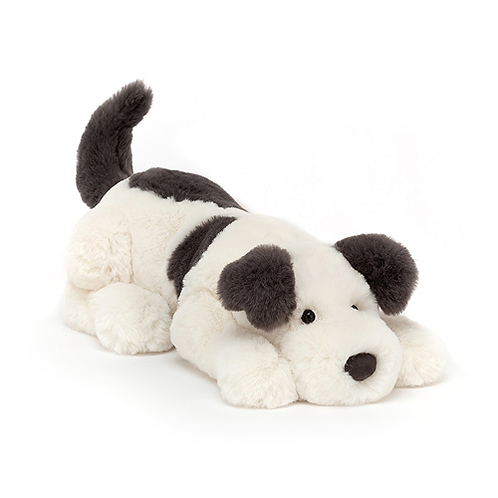 JELLYCAT Dog lying down