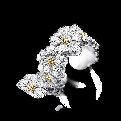"""BUCCELLATI Eternelle Gardenia """"Blossoms"""""""