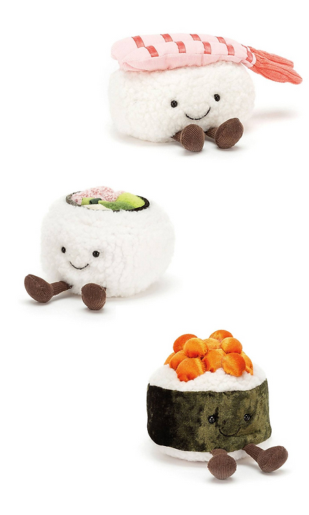 JELLYCAT Sushi Set