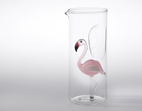 LUNARDON Caraffa Flamingo