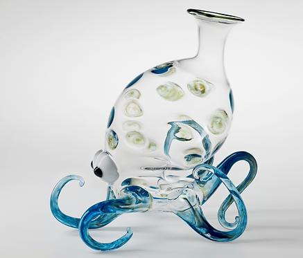 LUNARDON Decanter Octopus