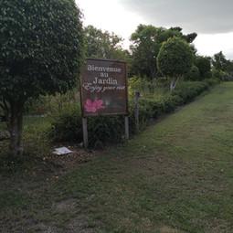 Le jardin botanique des Cayes