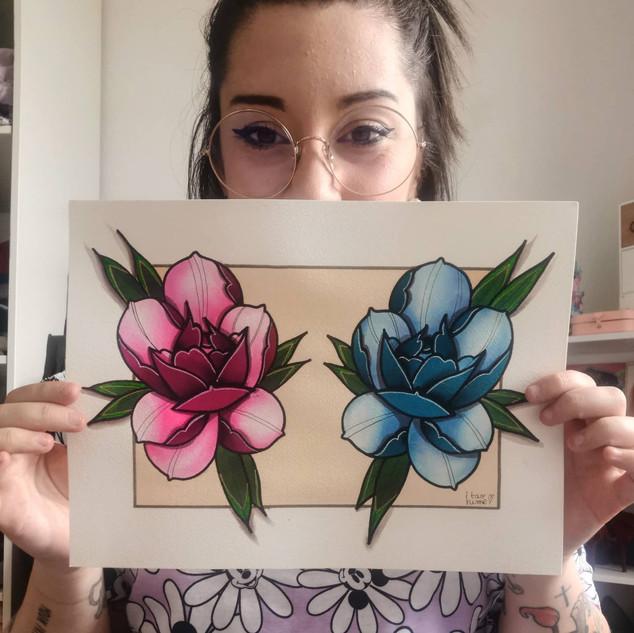 Eugénie, soutien artistique professeure de couture aux Abricots.
