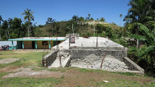 Un toit pour Castaches