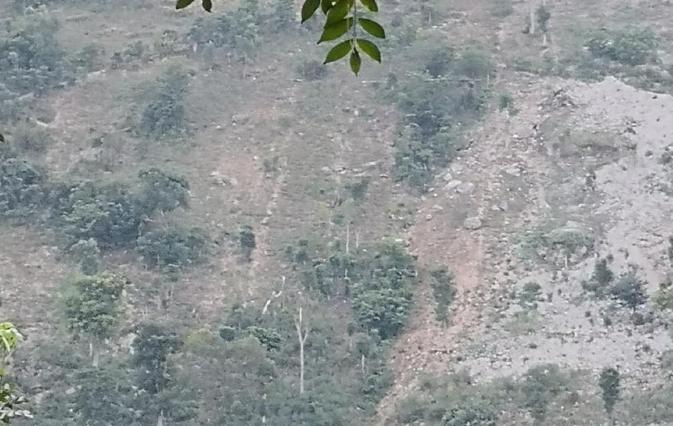 Erosion des sols