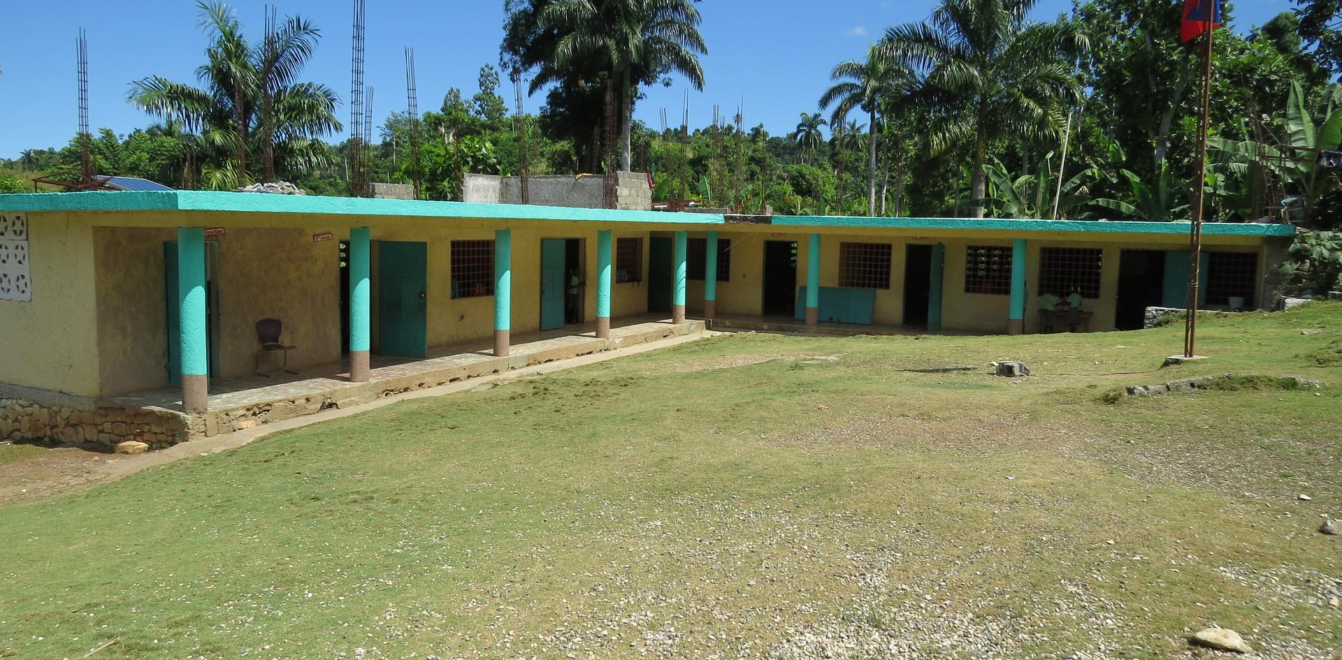 Ecole de Castaches