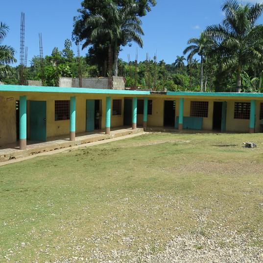 L'école de Castaches