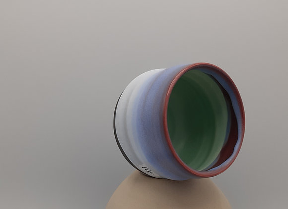 Small Pinch Cups Without Handles - Matte Glaze