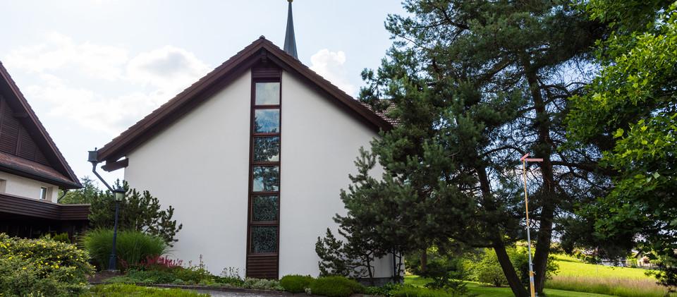 Zufahrt Kloster Rickenbach