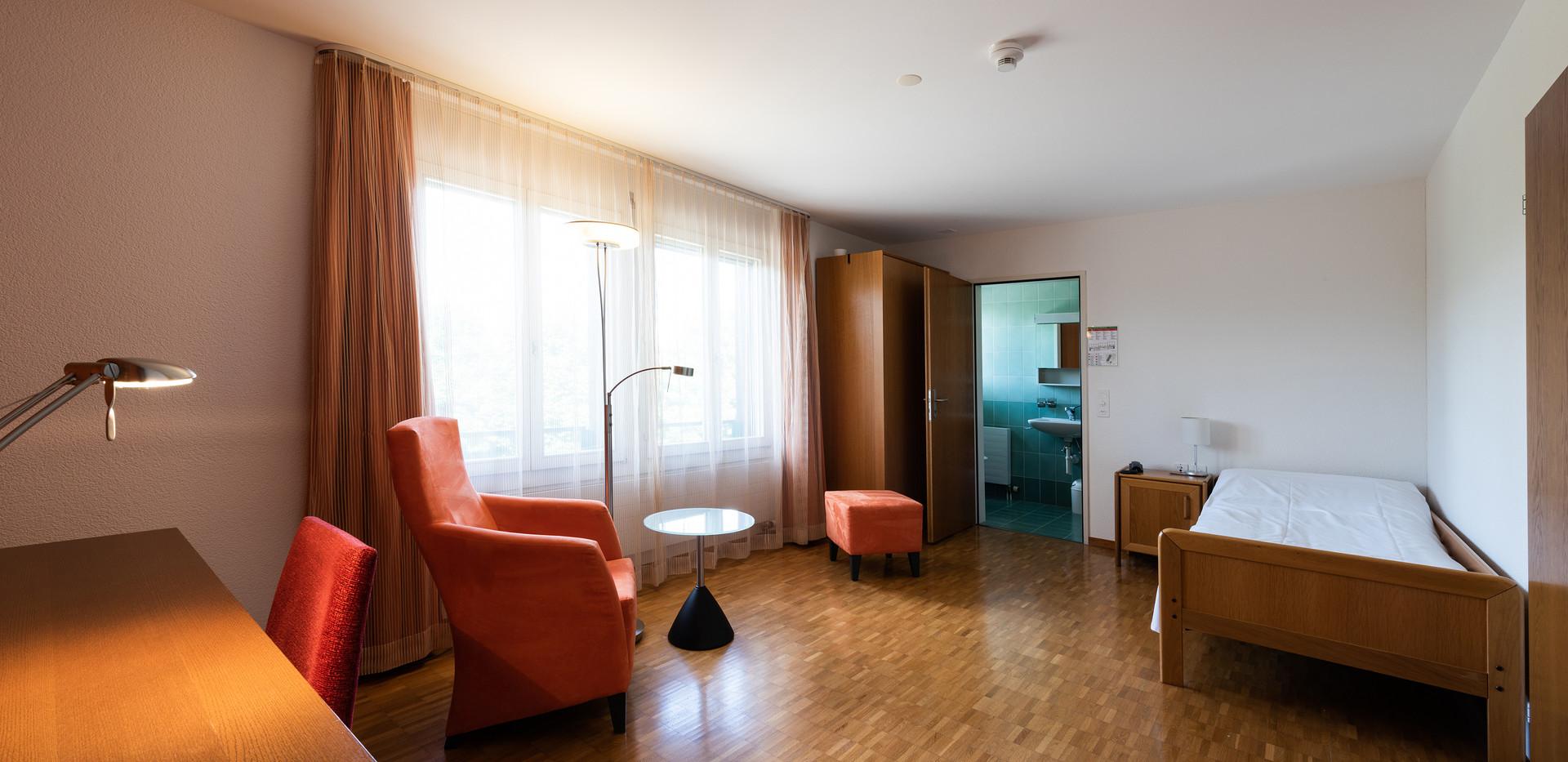Einzelzimmer Kloster Rickenbach