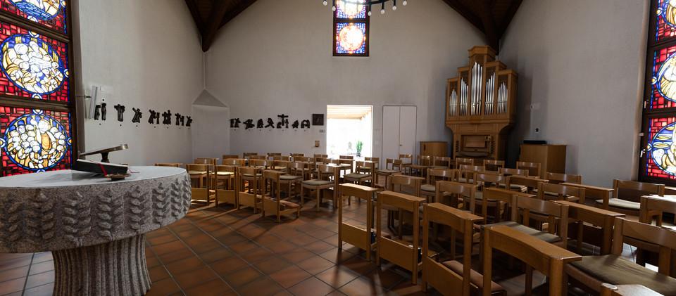 Kapelle Kloster Rickenbach