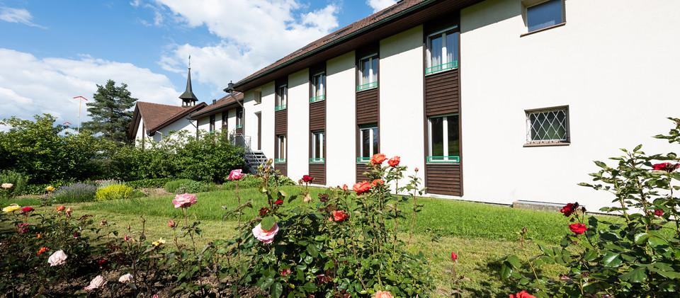 Garten Kloster Rickenbach