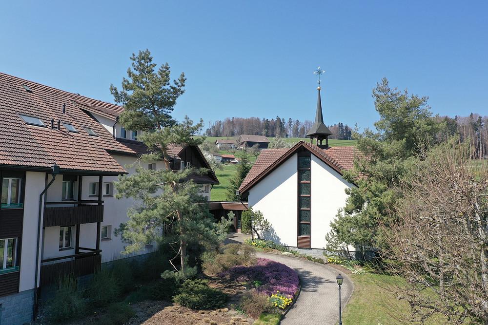 Ehemaliges Kloster Rickenbach